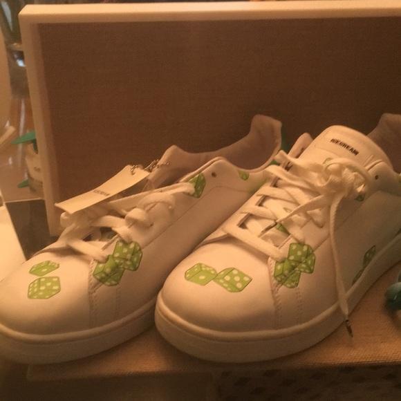 5e5509619 Size 10 1 2 Ice Cream Sneakers. Classics.